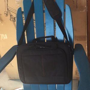 NWOT Targus Black laptop bag